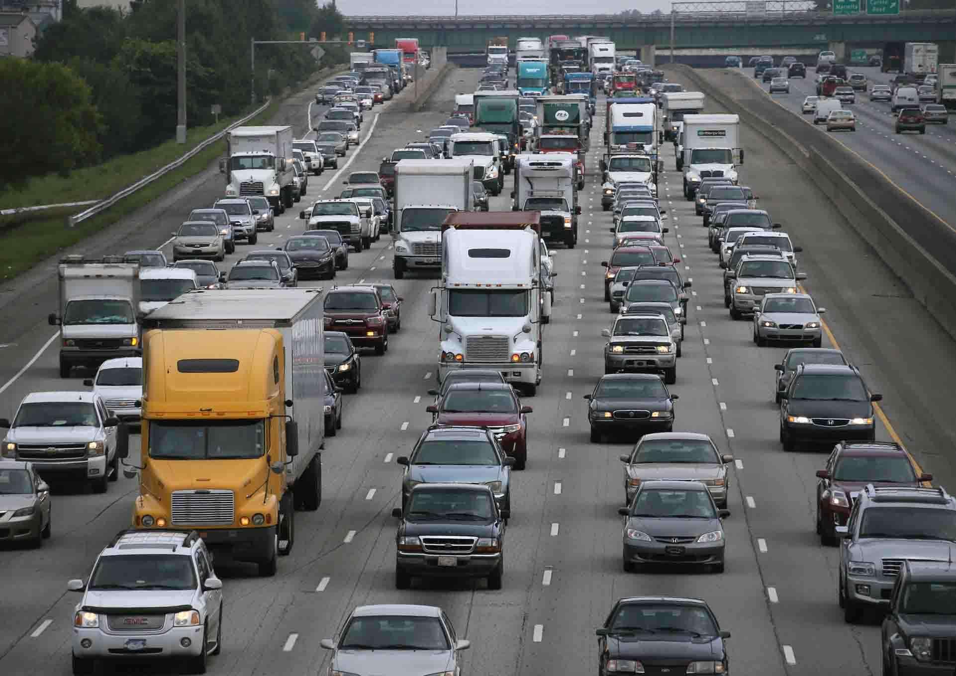 ترافیک یکی از عوامل بروز آلودگی صوتی