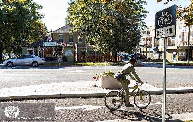 اختصاص لاین بخصوص دوچرخه سواری در شهر کپنهاگ دانمارک