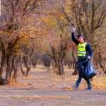 همرکابان سبز - پاکسازی تفرجگاه جنگلی بیلو
