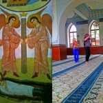 مسجد بزرگ مسلمانان گرجستان